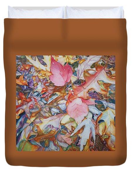 Forest Floor Tapestry Duvet Cover
