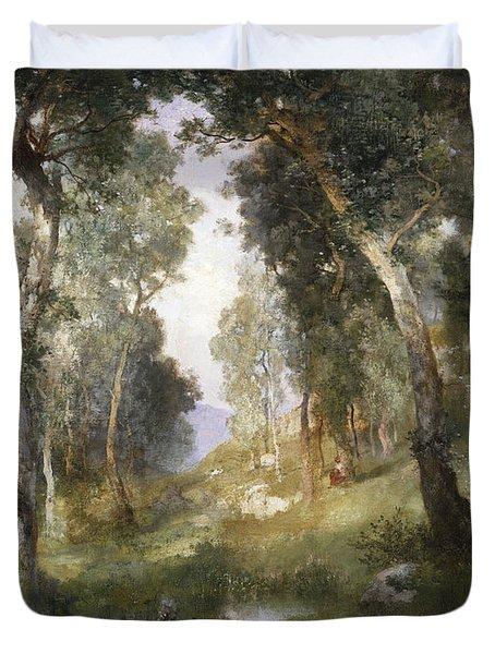 Forest Glade Duvet Cover