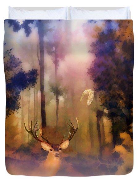 Forest Glen Duvet Cover