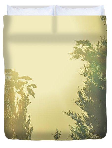 Forest Mysteria Duvet Cover