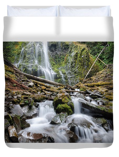 Forest Perfection Duvet Cover
