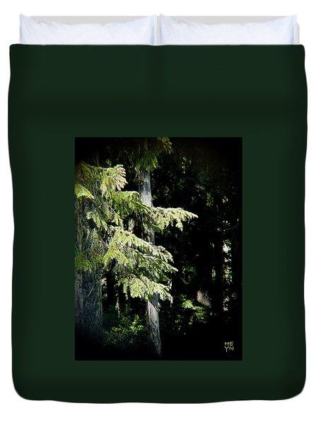 Forest Sunlight - 1 Duvet Cover