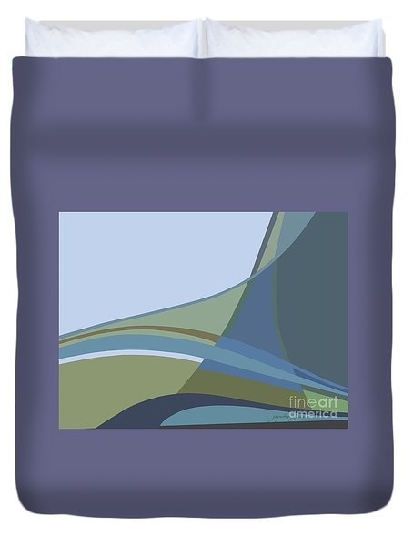 Forest View Duvet Cover