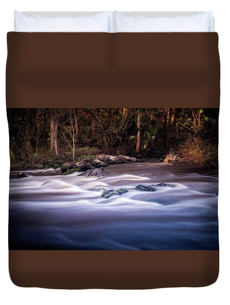Forever Free Duvet Cover by Marvin Spates
