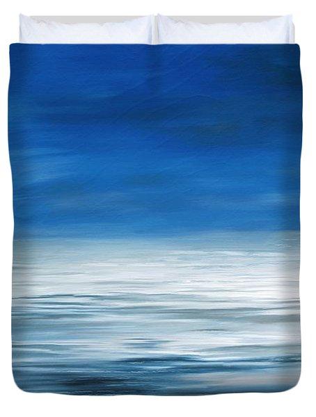 Forever Sea Duvet Cover