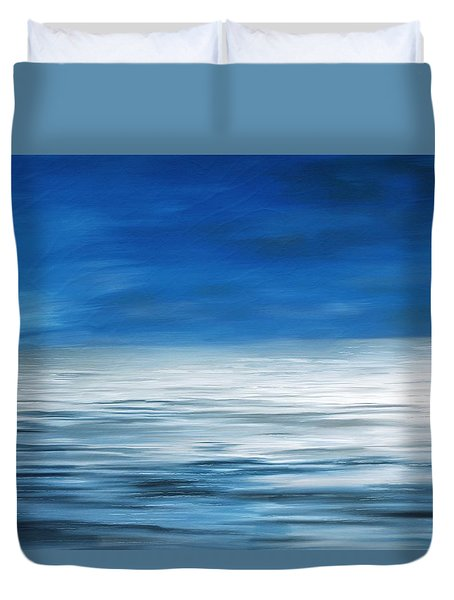 Forever Sea Duvet Cover