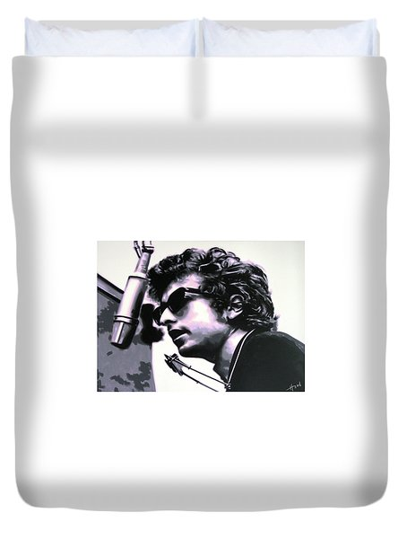 Forever Young Duvet Cover