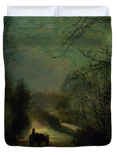 Forge Valley Duvet Cover