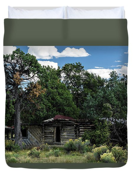 Forgotten Homestead - 8783 Duvet Cover