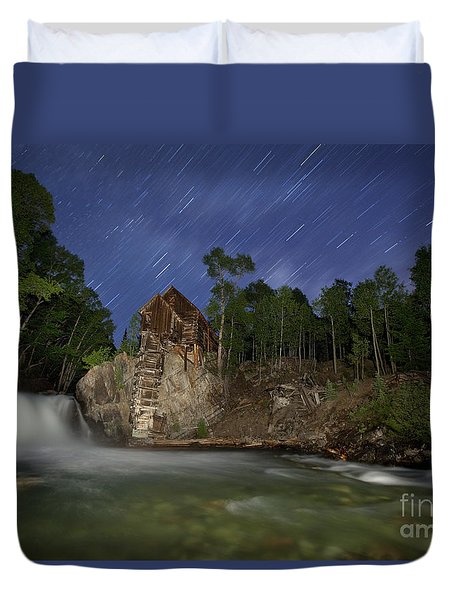 Forgotten Mill Duvet Cover