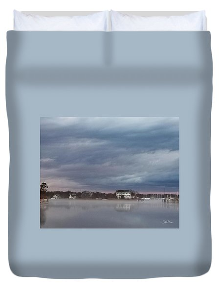 Forked River Five Duvet Cover