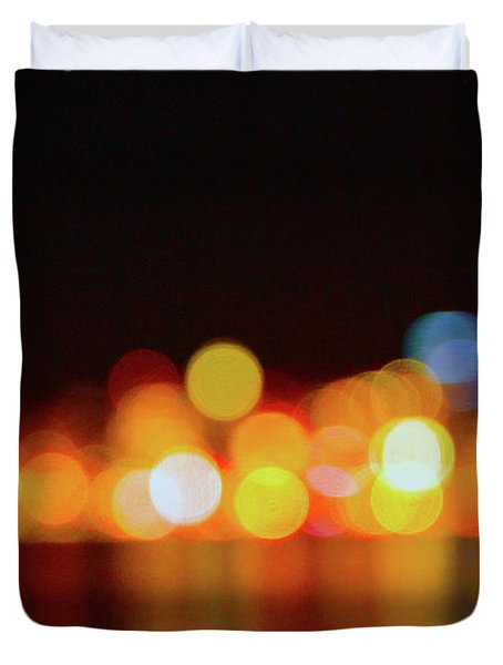 Form Alki - Unfocused Duvet Cover