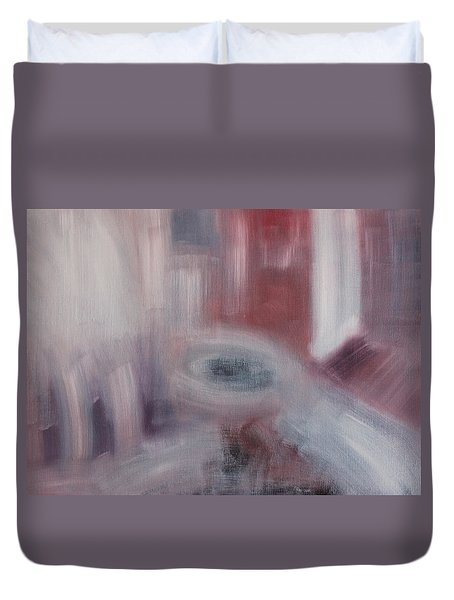 Form And Content Duvet Cover