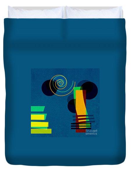 Formes - 03b Duvet Cover