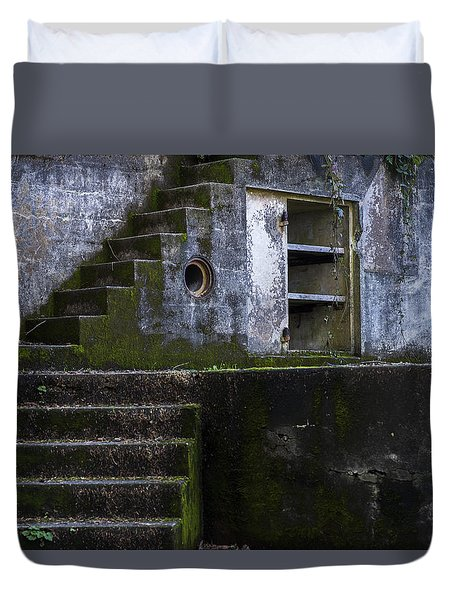 Fort Canby Duvet Cover