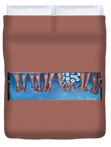 Foundation Duvet Cover