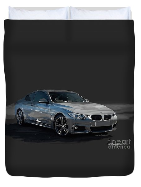 Four Series Duvet Cover