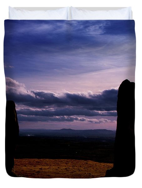 Four Stones Clent Hills Duvet Cover