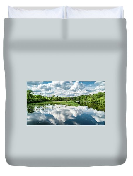 Fox River Duvet Cover