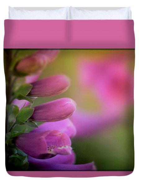 Foxglove Duvet Cover