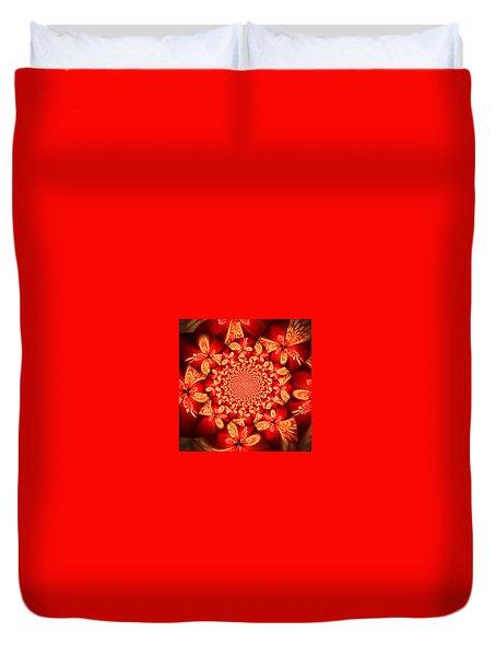 Fractal 2 Duvet Cover