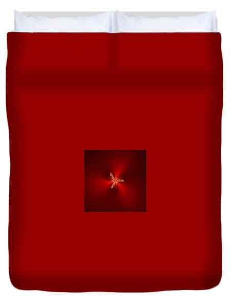 Fractal 5 Duvet Cover