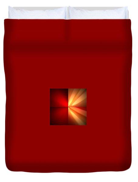 Fractal 6 Duvet Cover