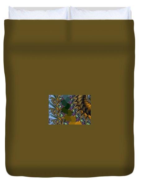 Fractals83002 Duvet Cover