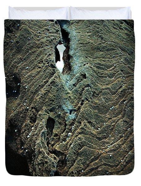 Fractured Duvet Cover