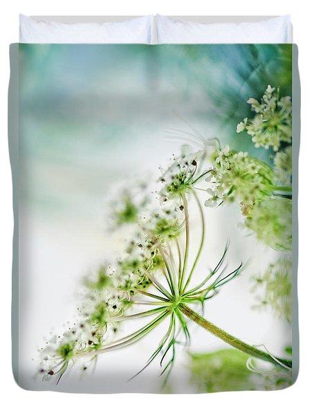 Fragile Duvet Cover