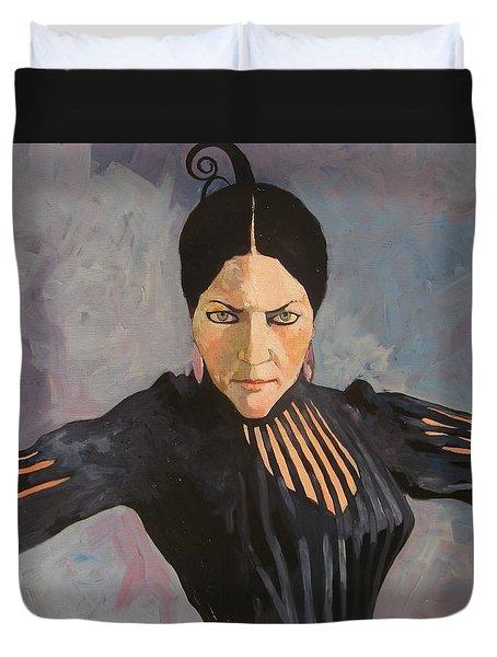 Francesca Duvet Cover