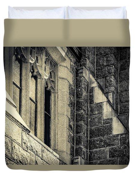 Franco Center Lewiston Maine II Duvet Cover