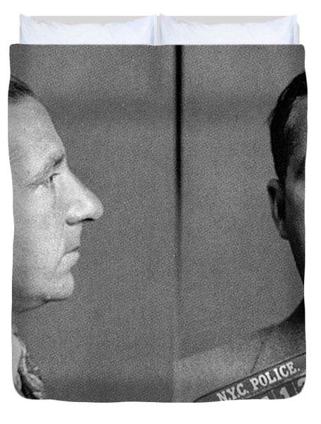 Frank Costello (1891-1973) Duvet Cover by Granger