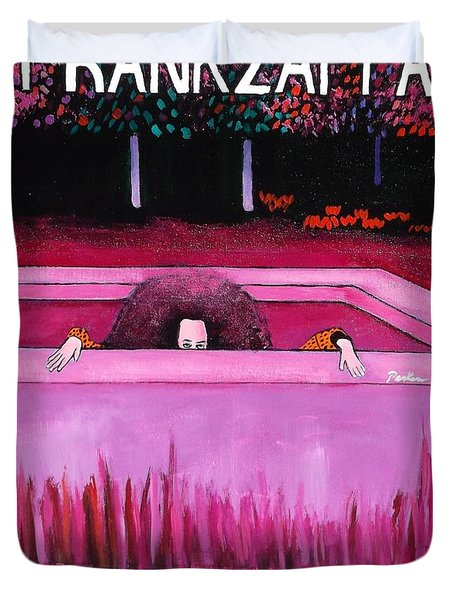 Frank Zappa Hot Rats Duvet Cover