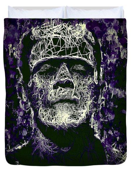 Frankenstein Duvet Cover