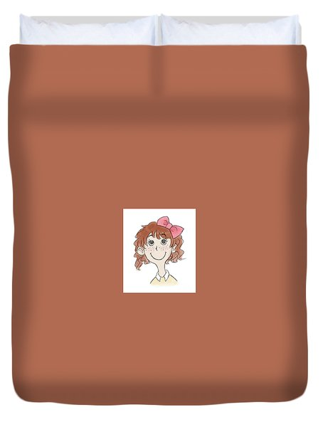 Freckle Face Coco Duvet Cover