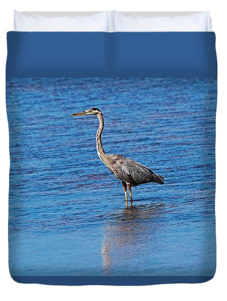 Duvet Cover featuring the photograph Free Spirit by Michiale Schneider