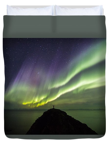 Freedom Duvet Cover