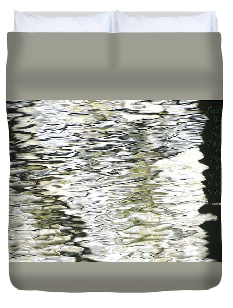 Freedom Duvet Cover by David Norman