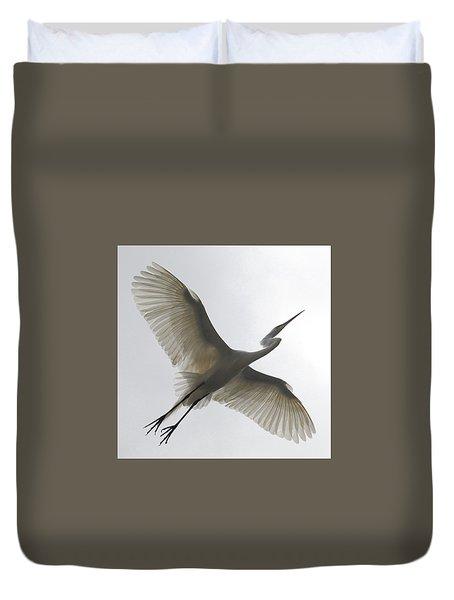 Freedom Of Flight Duvet Cover