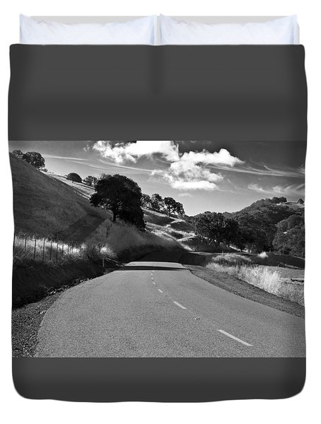 Freedom Road Duvet Cover