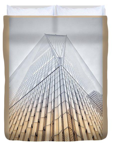 Freedom Tower  Duvet Cover
