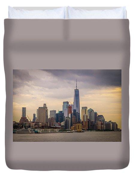 Freedom Tower - Lower Manhattan 2 Duvet Cover