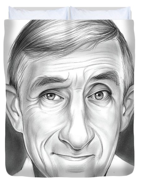 Freeman Dyson Duvet Cover
