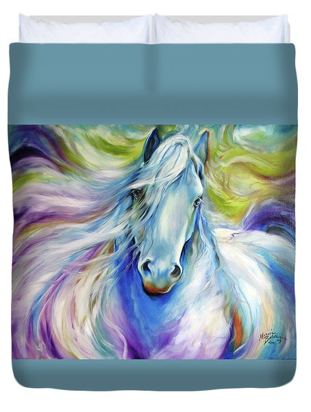 Freisian Dreamscape Duvet Cover