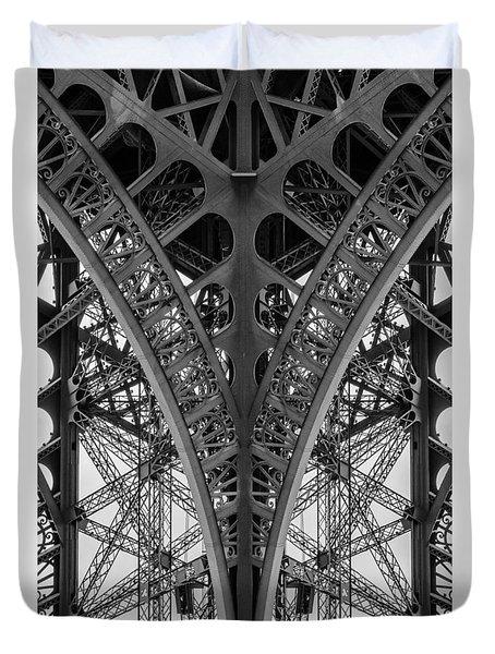 French Symmetry Duvet Cover