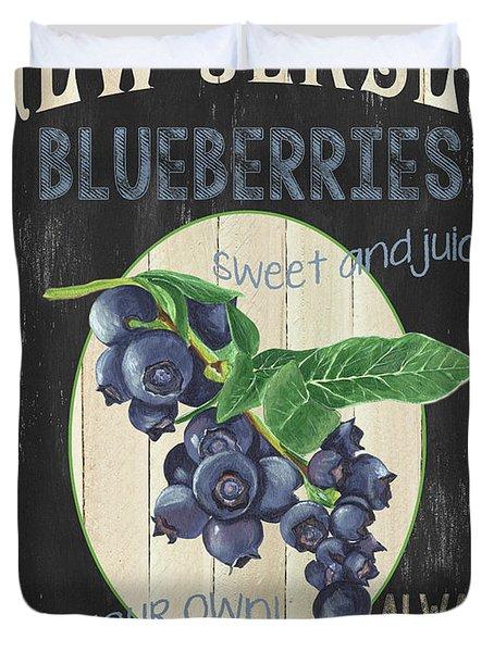Fresh Berries 1 Duvet Cover