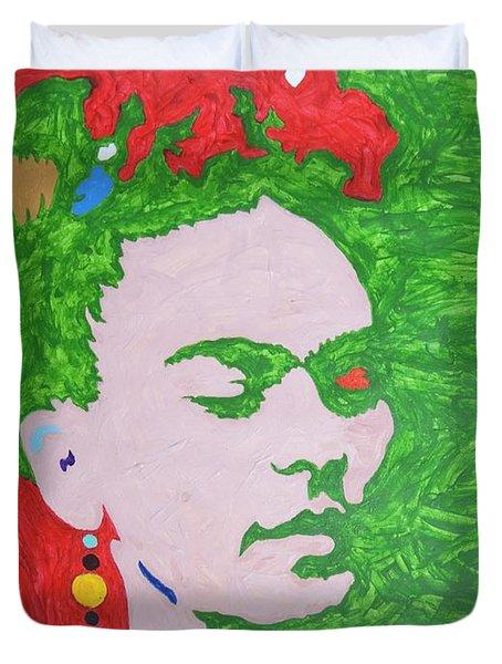 Frida Kahlo Duvet Cover