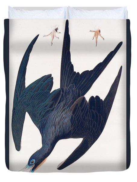 Frigate Penguin Duvet Cover by John James Audubon