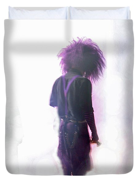 Frightdome Clown Duvet Cover